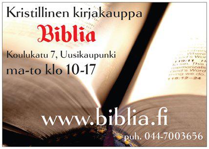 Kirjakauppa Biblia
