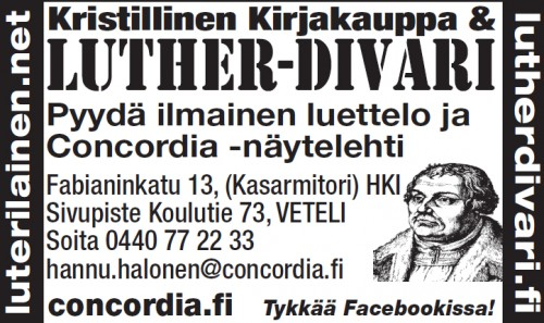 Luther-Divari